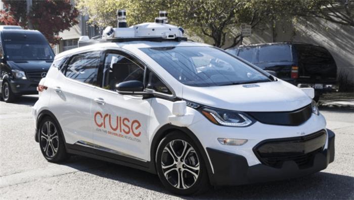 通用或将对其自动驾驶部门Cruise进行首次公开募股