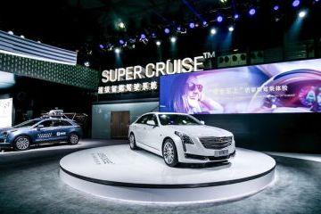 通用Super Cruise为进入中国,做了哪些本土化尝试?