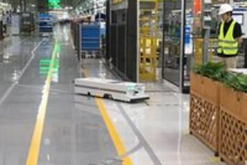 奇瑞捷豹路虎二期工厂开业,引入MR、AGV和人机交互等大量黑科技