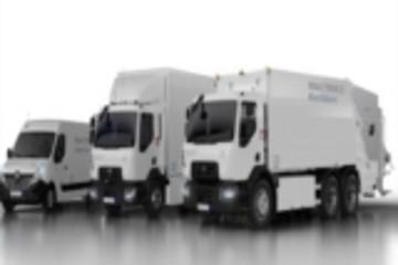 雷诺卡车发布三款第二代纯电动卡车