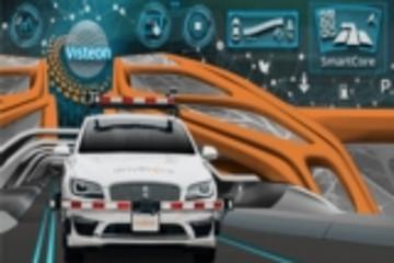 伟世通纵目科技合作研发自动泊车技术