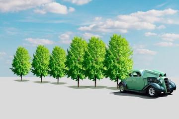 氢燃料车发力 改写电动车独大局面?
