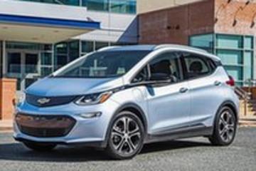 电动汽车需求增长,雪佛兰Bolt产能将提高20%