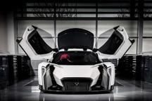 或量产10台 英国造车新势力推电动超跑