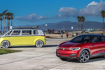 大众计划在美国生产纯电动车 I.D. Crozz 量产版也会在华投产