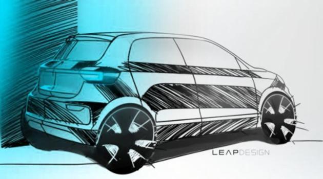 零跑S01定位于纯电动轿跑车,而曝光的这两款车则是典型的微型小车,属于成熟短途代步的工具。从效果图看,该车设计比较简约紧凑,三门车型的身材应该非常小巧。此外我们注意到该车大灯上的日行灯设计感比较强。   五门版车型手绘图 值得注意的是,未来这两款车型将搭载零跑自主研发的传感感知系统,以及自研的自动驾驶算法与控制器系统,具备自动驾驶能力。 零跑汽车还与共享汽车智慧运营平台大道用车签署战略合作协议。双方未来将在更加智能的共享汽车领域,比如全场景自动代客泊车服务这样的服务探索发展,为新时代的用车需求带