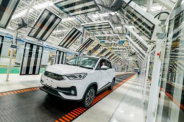 哪吒N01即将上市 通过这几点看合众新能源背后的造车实力