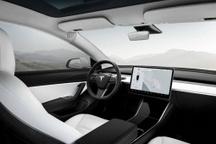所有双电机Model 3均可选购白色内饰:1500美元一套