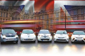 通往零排放之路 英国2030年电动汽车超50%