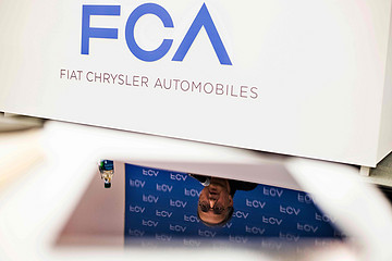 FCA上半年净利近18亿欧元,全年利润预期下调至75亿欧元