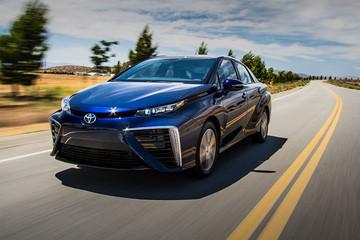 降成本、增产量,丰田认准氢燃料电池汽车加大投资