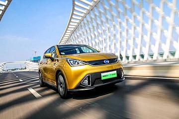 NEDC续航600km,广汽新能源2019年将推两款新车