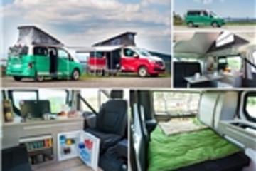 日产将在西班牙推出Camper纯电动露营车