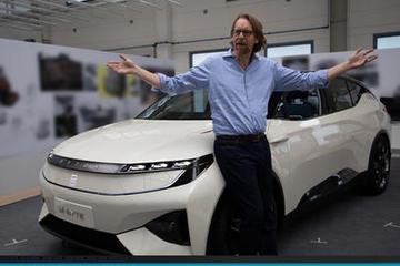 对话叶禀焕:一个法国设计师,更愿意在德国设计中国电动车