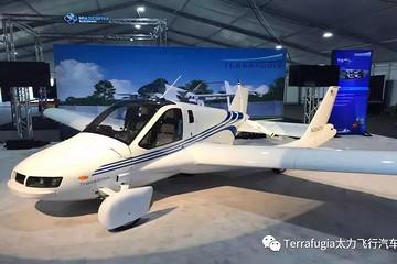 吉利飞行汽车将于2019年量产,今年10月开启预订
