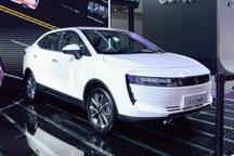 欧拉iQ将于成都车展上市 跨界风格纯电动SUV