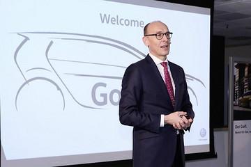 大众汽车任命Ralf Brandstätter为大众品牌首席运营官