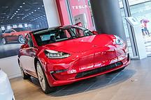 特斯拉 Model 3 双电机版本官方价格上涨