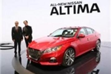 日产为三版2019款Altima改款车型提供ProPILOT Assist 高强度钢,使车重减轻18磅