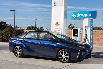 加州氢能源供应紧张 丰田Mirai车主加氢扎堆