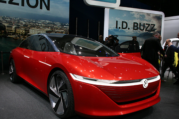 继续发展电气规划 大众或推R车型