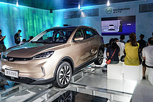新势力造车的生力军,静态体验威马EX5