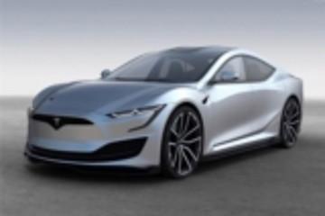 临近换代 曝特斯拉新款Model S假想图