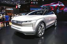 比亚迪新电动车专利图曝光,或命名为燕夏