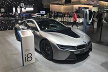 宝马下一代i8或换装四缸发动机 制造平台将升级