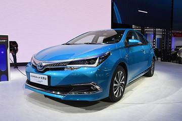 明年3月上市 卡罗拉双擎E+广州车展预售