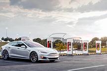 电动车越野旅行成为可能 美国99%人口处于超充站240km内