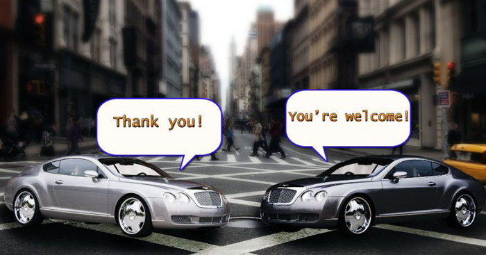 研究人员试图教自动驾驶车懂礼貌,然道阻且长