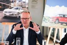大众冯思翰:用强大的产品攻势平衡车市不利因素