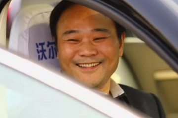 吉利汽车上半年净利润66亿元,同比增长54%