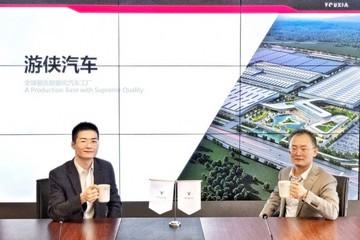 为卫俊的造车梦加码:游侠汽车 B+轮融资 3.5 亿美金