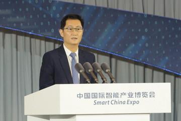 马化腾:腾讯与长安深度合作 实现车载服务的智能连接