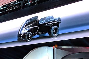 皮卡将加速美电动车普及 马斯克或加快其皮卡上市
