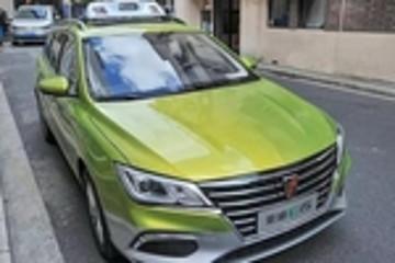 上海首批纯电动出租车9月亮相 一键报警等功能成亮点
