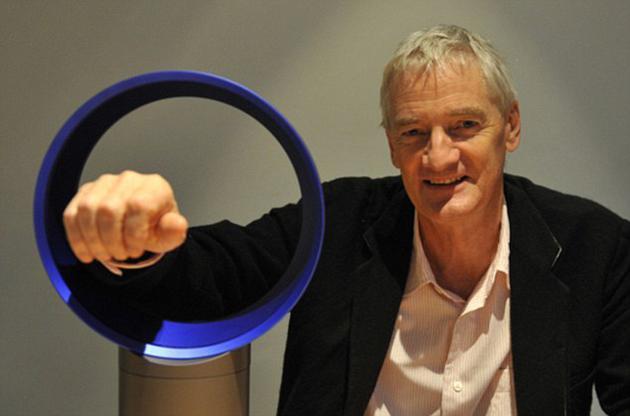 英国无尘袋吸尘器发明家 开发一款将于2020年前上市的电动汽车
