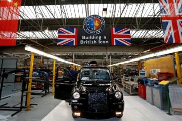 英国7月份汽车产量同比下跌11% 仍有望达2018预期