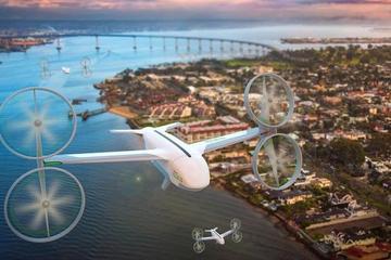优步宣传UberAir空中叫车概念 有望2020年上线