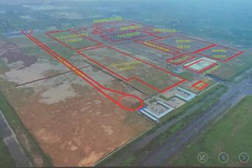 拜腾南京工厂曝光:年底主体建筑封顶,2019年底投产