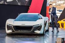 下一代奥迪R8将放弃燃油动力 成为纯电动超级跑车