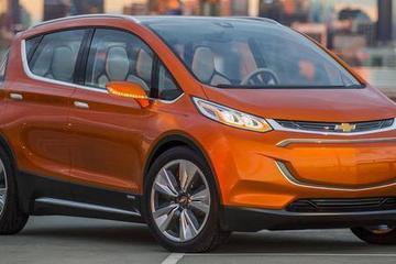 通用增产20% 雪佛兰Bolt EV将推向新市场