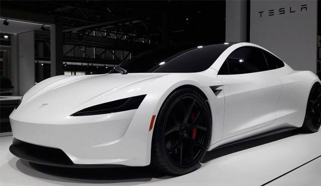 特斯拉Roadster曝光 预计2020年上市