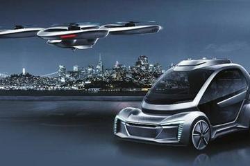 日本组团研发,德国放开测试,飞行汽车全球竞赛打响