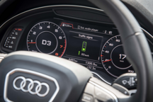 奥迪中国在无锡获得公共道路及高速公路自动驾驶测试牌照
