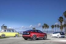 大众集团计划首批规模生产1000万辆电动车 推27款车型