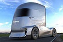 福特发布半自动驾驶概念卡车 灵感源自钢铁侠头盔