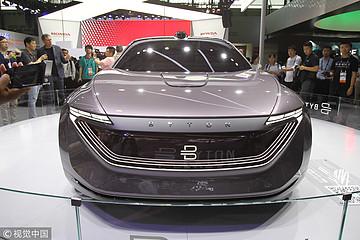 拜腾与博世达成合作,量产车将于2019年第四季度下线